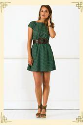 Fair & Square Dress
