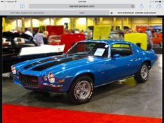 1970 Chevrolet Camaro ~ rare Mulsanne Blue See more about Chevrolet Camaro, Chevrolet and Cars. 1970 Camaro, Chevrolet Camaro, Blue Camaro, Old Muscle Cars, American Muscle Cars, Volkswagen, Toyota, Automobile, Ford