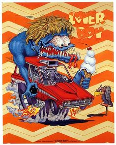 Ed Roth Poster