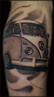 vw tattoo - jason butchers blog: April 2009
