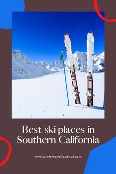 California is the most diverse state which also known as the sunshine state. Though it's warm compared to other states, you won't miss the winter sports here for sure. California is famous for its natural beauty, lifestyle, and business opportunities. You can find deserts, mountains, and valleys as well. When there is rain at sea level, you can enjoy snow in the mountains. And that's where you will see all the ski lovers. Check out the best ski places in Southern California.