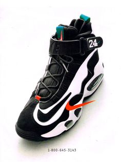 The Kid. Air Max 2009, Air Jordan Sneakers, Sneakers Nike, Retro Sneakers, Nike Bags, Nike Workout, Nike Fashion, Nike Lebron, Ken Griffey Jr Shoes