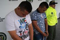 Noticias de Cúcuta: CAYERON DOS PERSONAS POR LOS DELITO DE HOMICIDIO E...