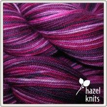 Loosey Juicy...very rich purplely jewel tones...