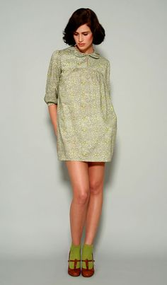 LOVE.  Will be wearing this with tights this fall.