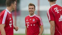 Mario Götze Bayern Munich BaBe <3 ;)