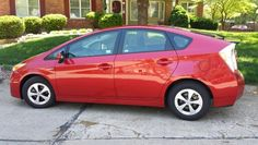 Perhaps not a red on, but a Toyota Prius is a car I want (yes, I'm willing to give up my Jeep).