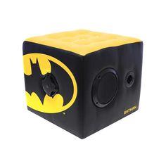 Batman Bluetooth Speaker Ottomon I want it now! I Am Batman, Superman, Batman Stuff, Batwoman, Batgirl, Nananana Batman, Batcave, Gotham, Geek Stuff