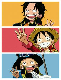 One piece ~ ASL