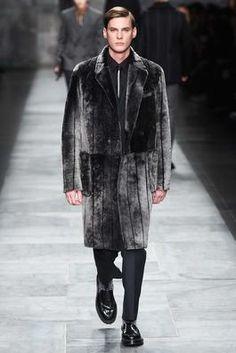 Fendi Fall 2015 Menswear Fashion Show: Complete Collection - Style.com #menswear #fall2015 #runway #fashion