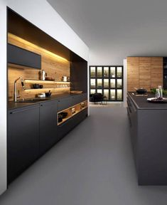 Kitchen cabinet | Materials | Finishes | Lighting.
