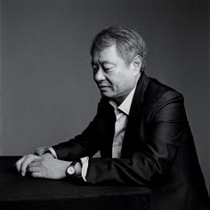 ang lee, photographed by graeme mitchell for T magazine (holiday 2012 interactive feature)