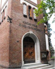 Evangélikus templom Kaposvár - Szecesszió Hungary, Mansions, House Styles, Home Decor, Decoration Home, Manor Houses, Room Decor, Villas, Mansion