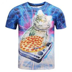 40590469 12 Best Cat Shirts That I Will Own images | 3d t shirts, Casual t ...
