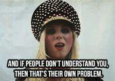 Maria Brink - In This Moment - my hero! She sages her band before shows, that's just awesome ;)