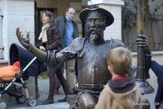 Alcalá de Henares: Dom Quijote