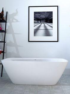 Silkstone Elbe Freestanding Bath
