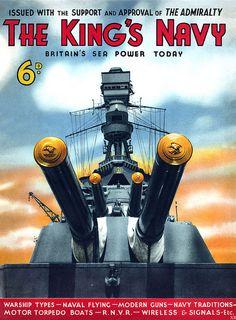 1939 ... The King's Navy (UK)