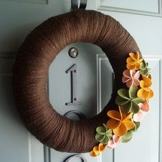 Cute wreath!