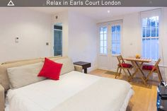 Check out this awesome listing on Airbnb: Hidden Gem in Earls Court - 1BR Apt in London