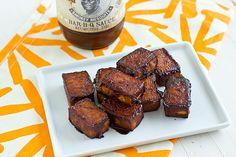 Baked Barbecue Tofu