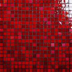 Rainbow Glass Mosaic by Stone & Pewter Accents on HomePortfolio