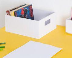 Caixa Organizadora Chilon Branca