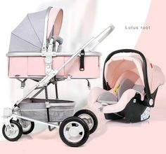 Cheap Baby Strollers, Baby Girl Strollers, Baby Prams, Car Seat And Stroller, Baby Car Seats, Kids Clothes Organization, Baby Shower Niño, Baby Buggy, Baby Carriage