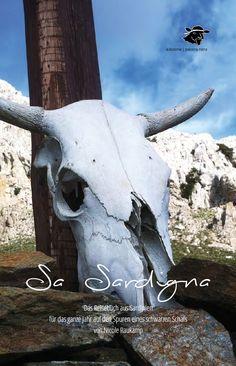 »Sa Sardigna - das Reisebuch aus Sardinien« - 272 Seiten - farbig - illustriert und bebildert - in deutscher Sprache - Verkaufspreis 22,80 Euro - ISBN 978-3-9818479-0-1