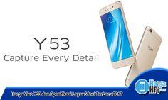 Harga Vivo Y53 dan Spesifikasi Layar 5 Inci – Setelah sukses meriliskan smartphone Vivo V5 dan Vivo V5+, sekarang ini Vivo kembali lagi meriliskan HP android canggih yang khusus ditargetkan untuk kalangan menangah. HP teranyarnya tersebut diberi nama Vivo Y53. Vivo memang selalu memberikan...