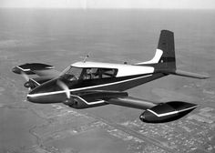 Cessna : 310 | by San Diego Air & Space Museum Archives