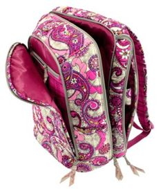 3e5a50d18cf Signature   Vera Bradley Stylish Clothes For Women, Material Girls, Vera  Bradley, Glamping