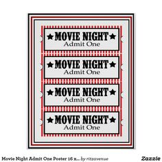 Free Printable Event Ticket Templates (Free Printables Online ...