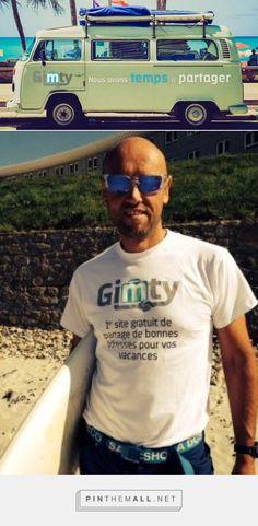 Start-up : Gimty, un réseau social touristique