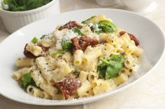 Rigatoni with Chunky Vegetable Sauce | Recipe | Rigatoni, Vegetables ...