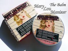 mmerwe: The Balm Mary-Lou Manizer || Aydınlatıcı İncelemesi