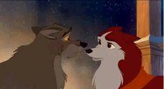Balto and Jenna Disney And Dreamworks, Disney Pixar, Balto Film, Balto And Jenna, Disney Movies, Disney Characters, Cartoon Movies, Cartoon Wolf, Amblin Entertainment
