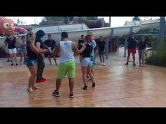 Rueda Workshop by  Elena Cristina Dinca-Latin Street Dance