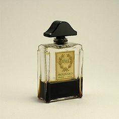 "1936 Molinard ""1811"" Perfume Bottle"