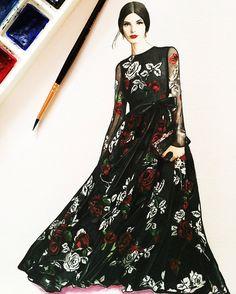 Dolce Gabbana art Dolce Gabbana fashion от DollMemoriesArt на Etsy