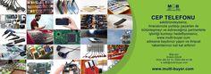 CEP TELEFONU sektöründeyseniz, ihracatınızla yurtdışı pazarları ile bütünleşmeyi ve edineceğiniz partnerlerle işbirliği kurmayı hedefliyorsanız, www.multi-buyer.com adresine kaydınızı yapın ve ihracat rakamlarınızı kat kat arttırın! A - Z 'ye tüm sektörlerin YERİNDE TİCARET yapmaları için dış ticaret alanın da getirdiğimiz yenilikleri ve hangi imkanları değerlendirebileceğinizi videomuz da izleyebilirsiniz.https://www.youtube.com/watchv=ES4pF8CHeQ0v=ES4pF8CHeQ0 Bilgi için: Erdem ÇELİK 0532…