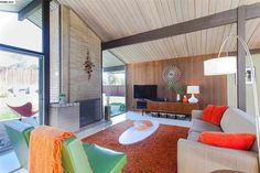 Is This Eichler 'Rare and Swanky' Enough to Warrant $800K? - On the Market - Curbed National