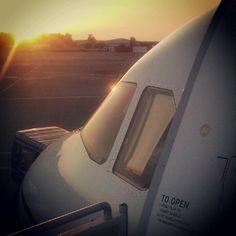 Olympic Air A319 SX-OAF (sunset CHQ-CHANIA)