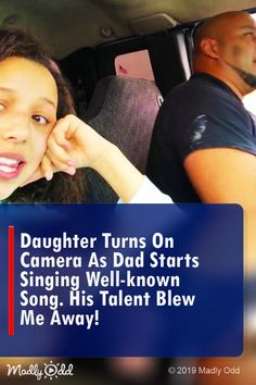 Father and daughter car singalong. Tennessee Whiskey Song, Singing Auditions, Got Talent Videos, Country Music Singers, Country Music Stars, Great Music Videos, Music Tours, Music Clips, Beautiful Songs