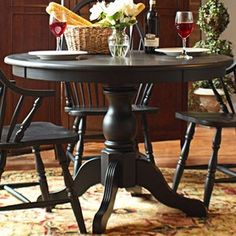 Round Kitchen & Dining Tables You'll Love   Wayfair