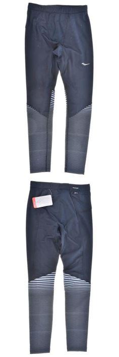 Pants 59347: Saucony Omni Reflex Tights Medium Running Active Black -> BUY IT NOW ONLY: $38.68 on eBay!