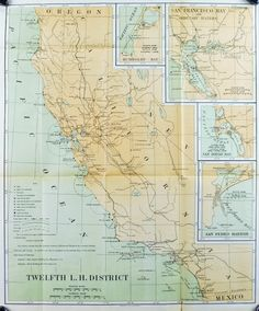This British Map Is From Just Prior To The Scramble For Africa - Colourless world map