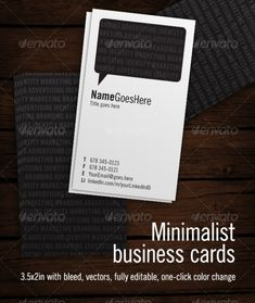 modern vertical business card designs - Google Search