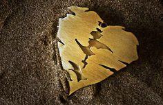 El corazón del Sahara de Vaneski. Joya de autor