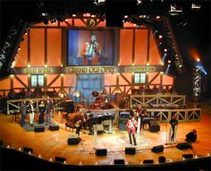 Grand Ole Opry - Nashville, TN